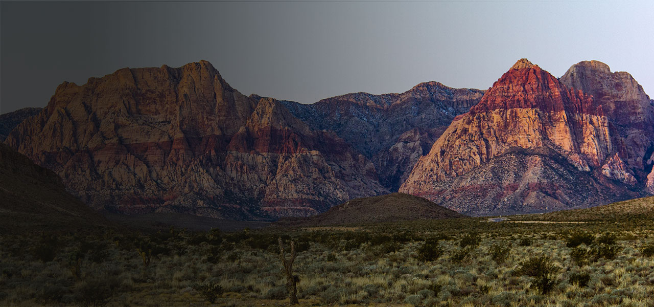 Image of Red Rocks in Nevada