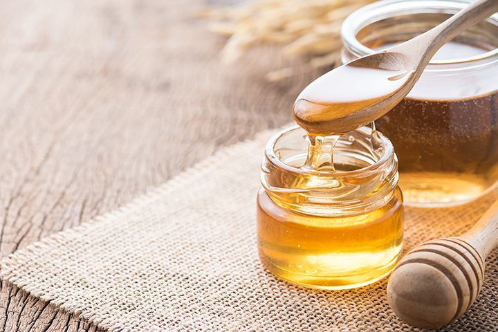 Jar of honey, what are the health benefits
