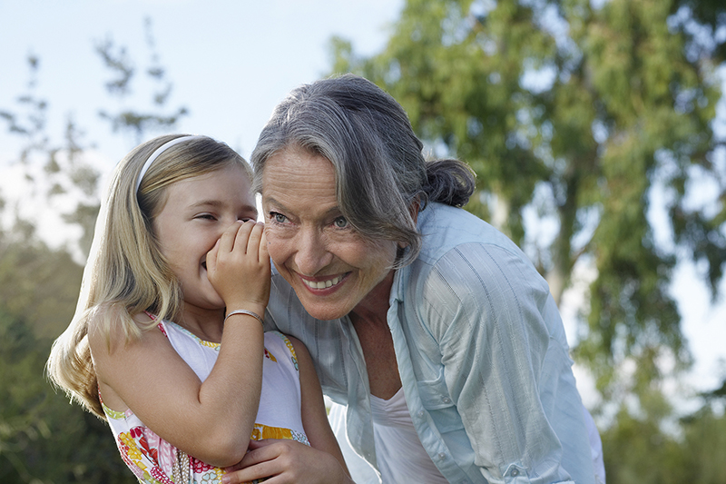 Grandma who is Medicare age with her granddaughter, 7 steps to knowing Medicare better