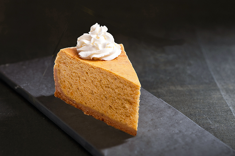single piece of pie, light pumpkin pie recipe