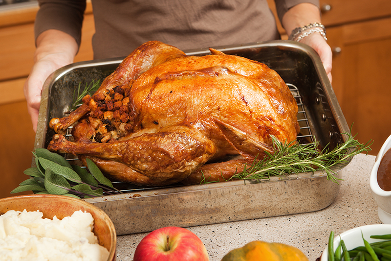 Turkey cooking tips for Thanksgiving