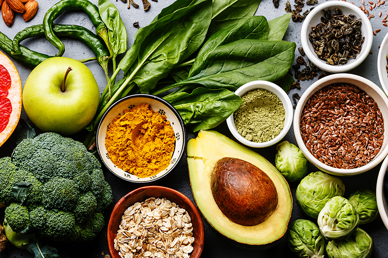 Superfoods that can help with digestion