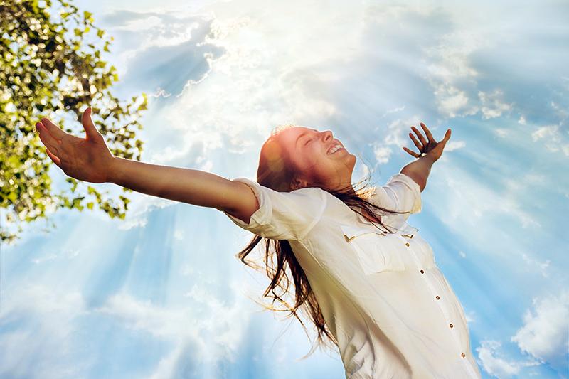 Ánh nắng mặt trời giúp cải thiện cuộc sống của ta như thế nào?