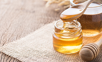 Jar of honey, what are the health benefits sm