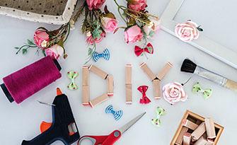 DIY crafts, why we love them sm
