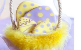 Easter Cookies Blog