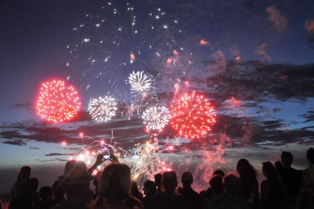 Fireworks people