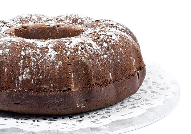 Chef Mary's recipe for a lighter gingerbread bundt cake