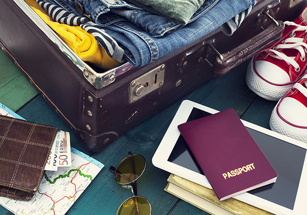 Tips for traveling, what to take, what not to take. Packing your suitcase.