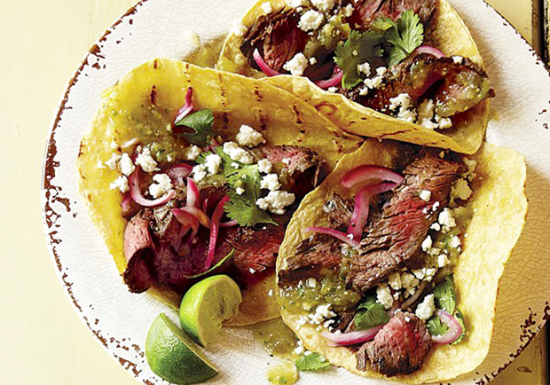 Carne Asada, healthy recipes with Chef Mary