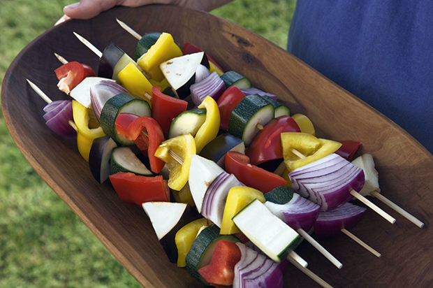 Make the most of your produce by grilling your veggies (grilled veggies)