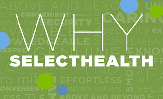 Why SelectHealth Infographic, why choose SelectHealth